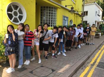 2018 수학여행(홍콩) 첨부이미지