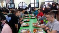 오산미국고등학교 학생 28명, 교사 1명 및 ... 첨부이미지