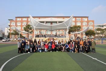 미국오산고등학교 학생 36명 및 교사, 학부... 첨부이미지