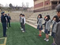 TaeKwang High School study trip Osan Ame... 첨부이미지