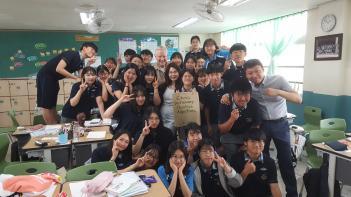 Osan Middle High School Korean Teacher M... 첨부이미지