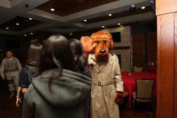 k-9 Working Dog Demonstration 첨부이미지