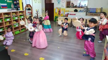 유치원 특색교육-전통문화예술교육 첨부이미지