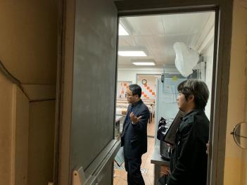 2019학년도 10월 모스크바한국학교 안전점검... 첨부이미지