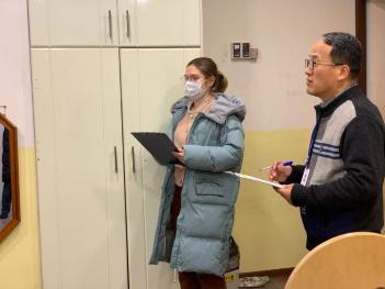모스크바한국학교 안전점검의 날 및 스쿨버... 첨부이미지
