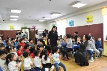 2019학년도 제27회 병설유치원 졸업식 첨부이미지