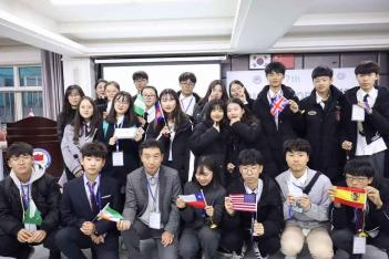 2019 청운 MUN 대회 모습^^* 첨부이미지