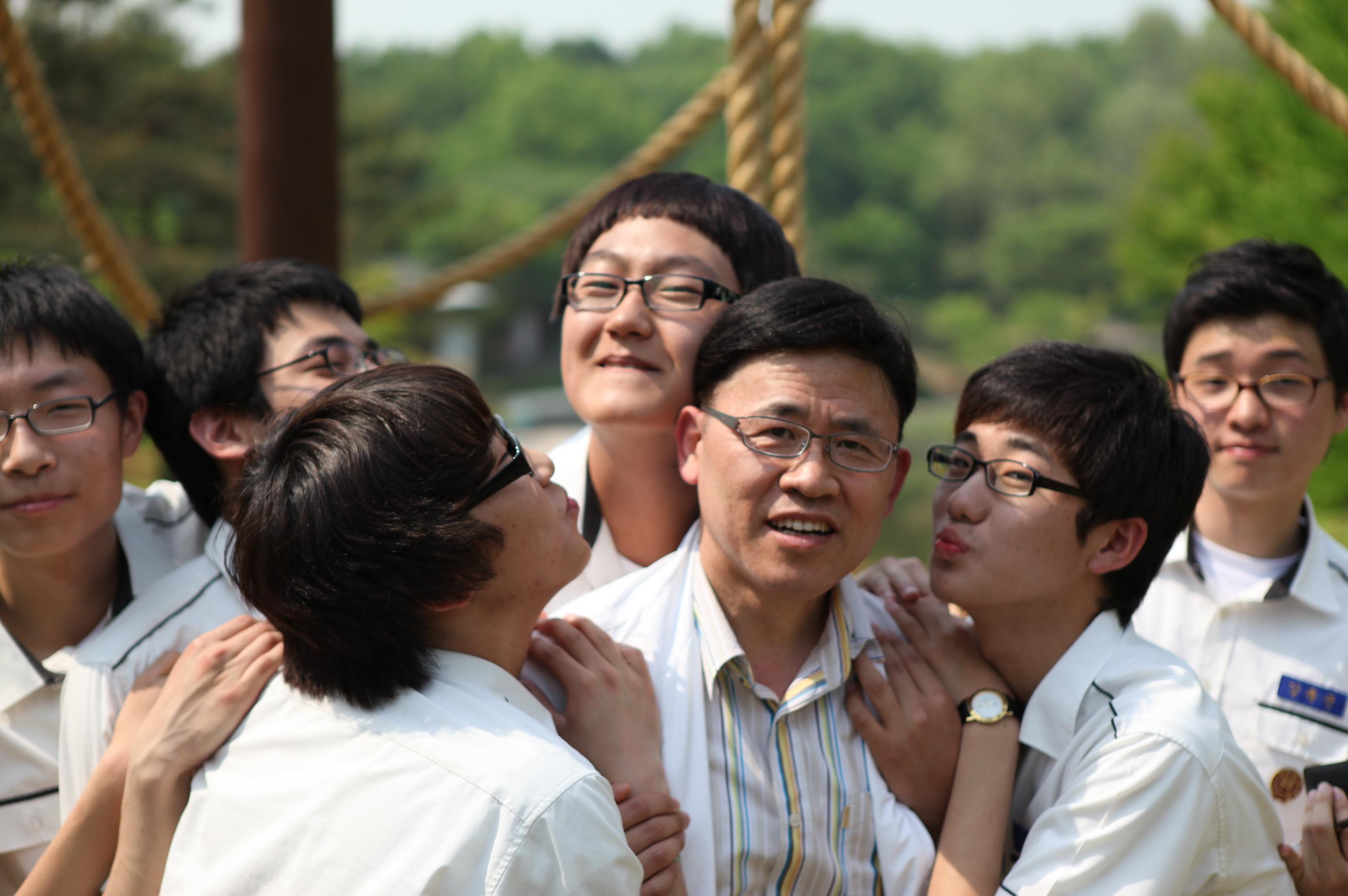 2009/05/08 3학년 졸업앨범촬영 - 3 첨부이미지