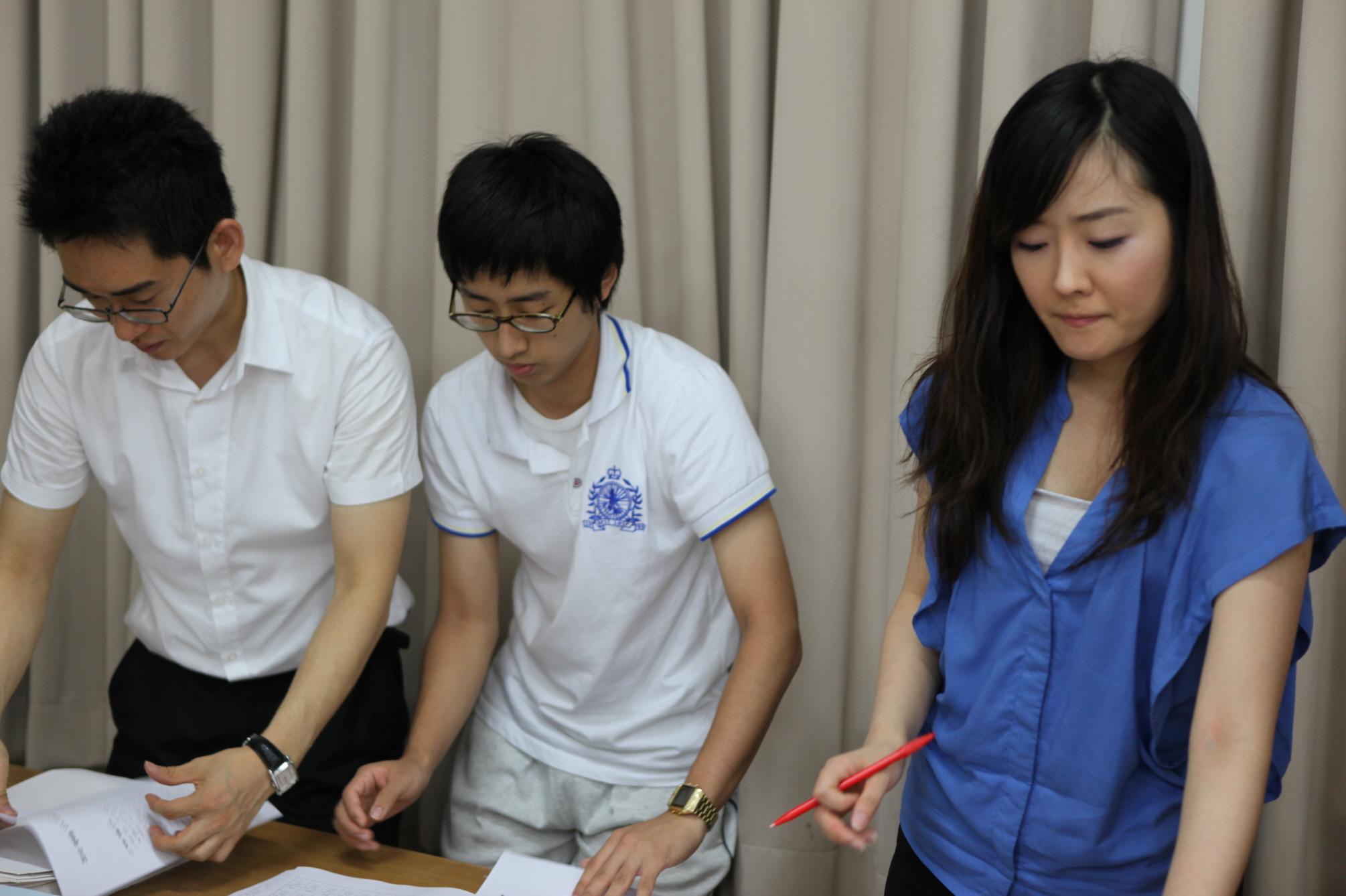 2009/07/18 논술거점학교 오리엔테이션 첨부이미지