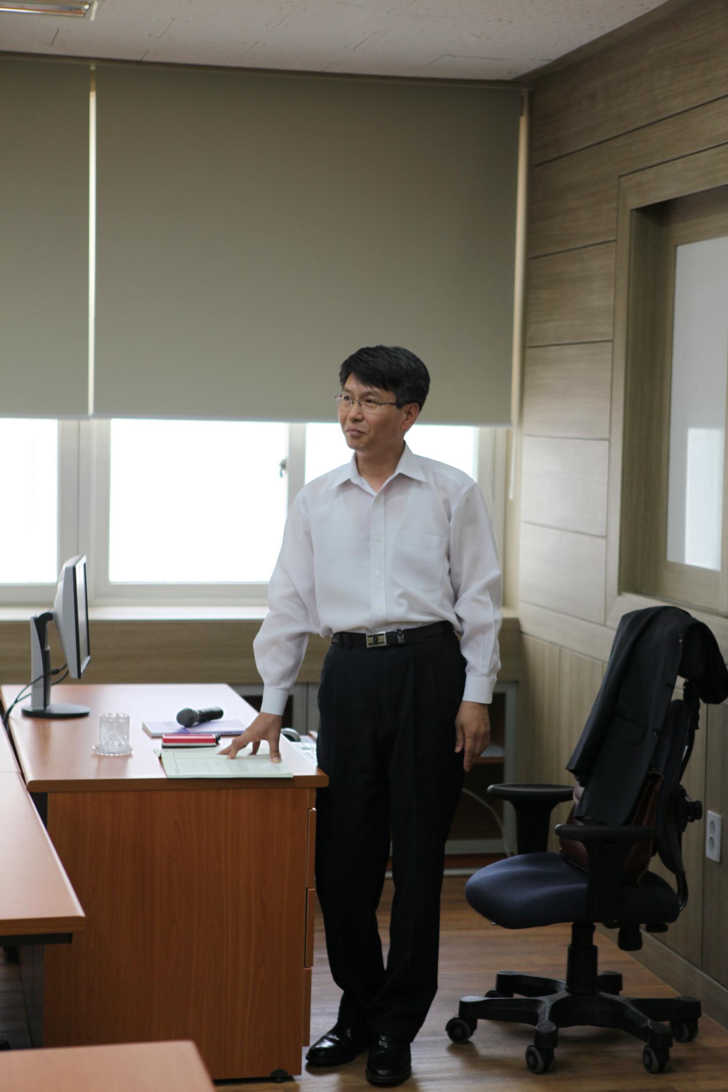[20090721] 신임교사 직무연수(방산고등학교... 첨부이미지