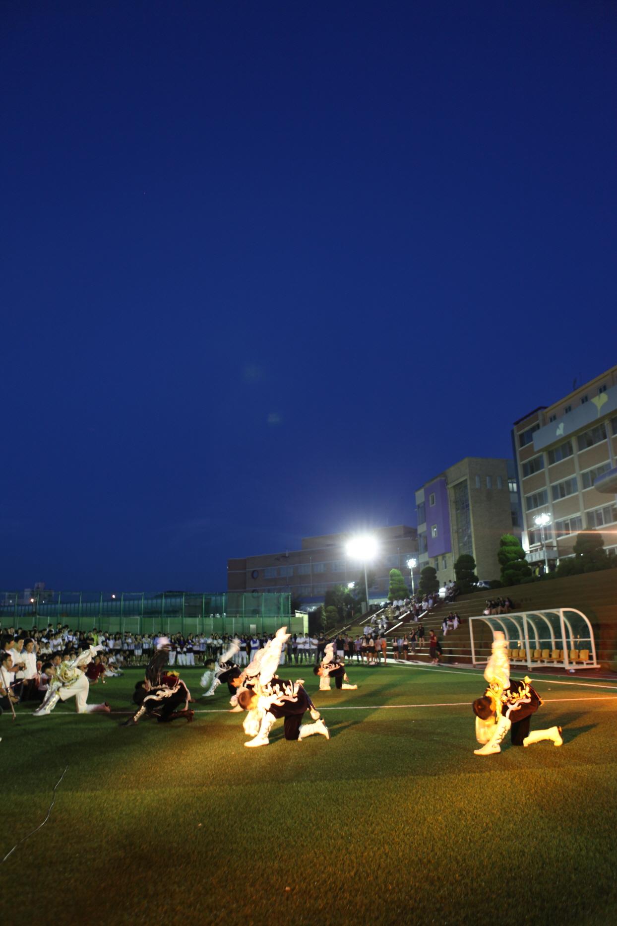 2009 보인 천년예술제 - 공연(보인고 응원단... 첨부이미지