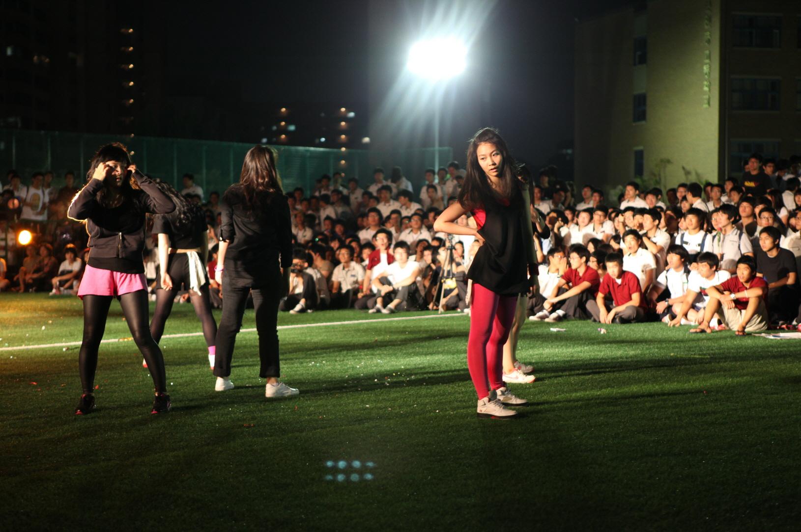 2009 보인 천년예술제 - 공연(송파댄스연합... 첨부이미지