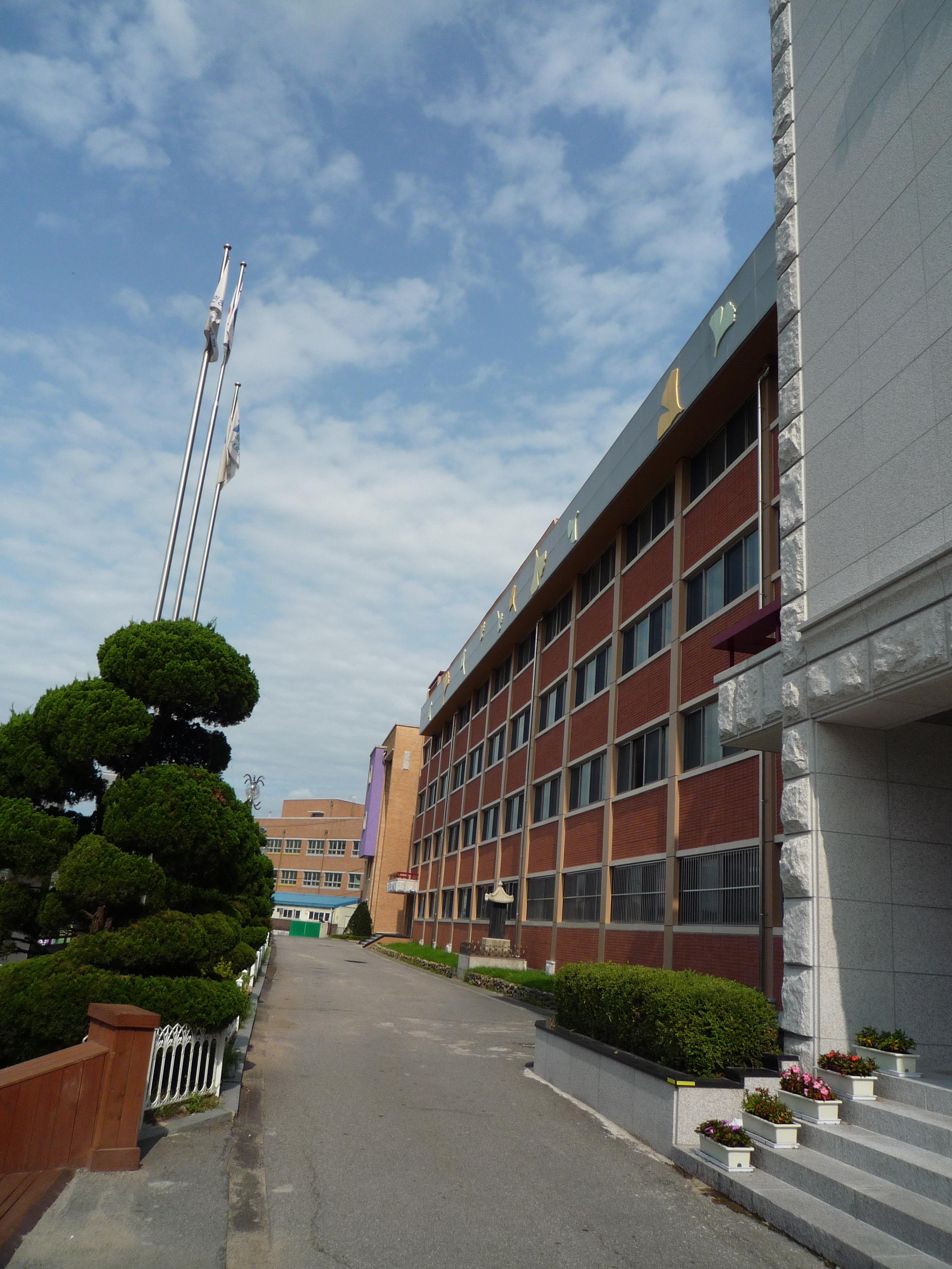 2009/07/23 학교 풍경 첨부이미지