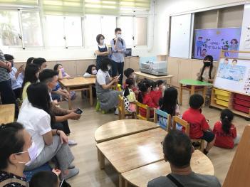 2021학년도 1학기 학부모 공개수업(한국어)의 미리보기 이미지