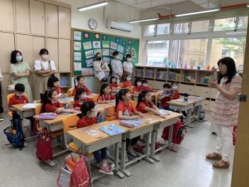 2021학년도 1학기 학부모 공개수업(중국어)의 미리보기 이미지