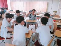 입학 홍보 동아리 활동 첨부이미지