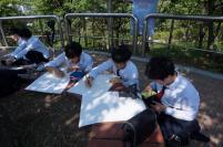 2014.5.15. 백일장,사생대회(2학년) 낙산공... 첨부이미지