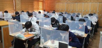 3학년 학생들의 수능준비 의 미리보기 이미지