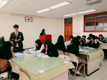 2016 대진나래 활동사진 (개교기념일 중학교... 첨부이미지