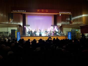 중국 남창대학교 예술단 공연 첨부이미지