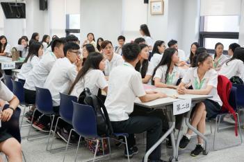 대만 국립 Wen-Hua고등학교 교류 ③ 첨부이미지