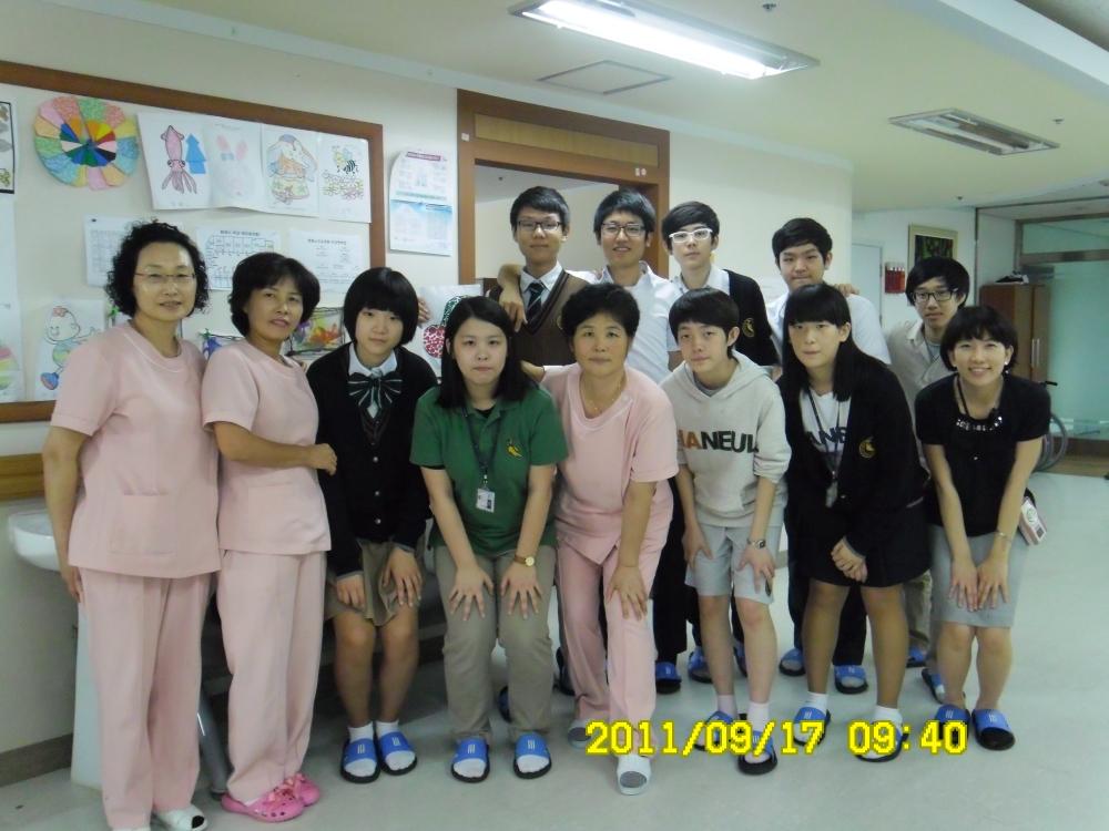 2011. 9. 17. 하늘의료봉사동아리-찰흙공예 첨부이미지