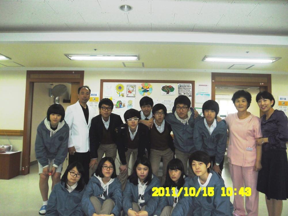 2011. 10. 15. 하늘의료봉사동아리-목공예사... 첨부이미지