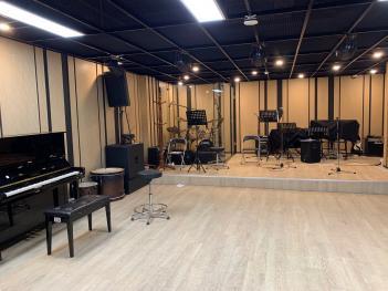 음악과 강의실(실용음악실) 첨부이미지