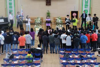 부활절예배(4월24일) 첨부이미지