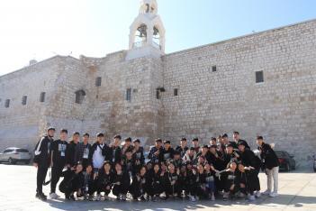 [고] 링컨고등학교 2학년 이스라엘 수학여행의 미리보기 이미지