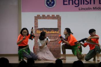 [고]영어연극제  [English Drama Festival] 첨부이미지