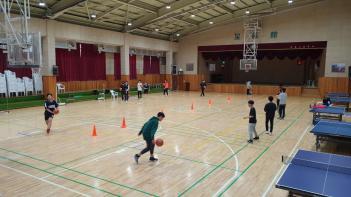 2019학년도 자율동아리(생활체육반-농구) 첨부이미지
