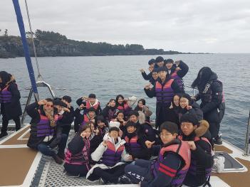 2018학년도 3학년 소규모테마형교육여행 첨부이미지