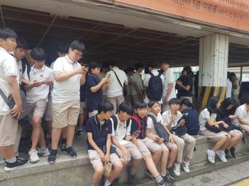 2019학년도 1학년 생명존중 연극  관람 문화... 첨부이미지