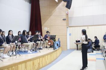 2019학년도 1학년 음악연주 재능기부의 미리보기 이미지