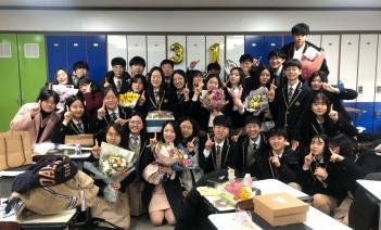 2019학년도 제40회(대원국제중 9기) 졸업식 의 미리보기 이미지